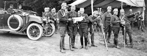 RENTREE MEDAILLE SUISSE 1914