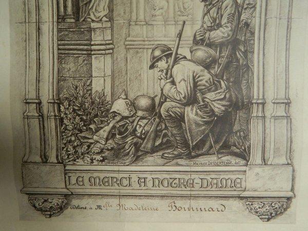 RENTREE DIPLOME 1917/1918