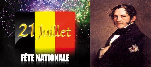 Bonne fête à nos amis Belges....une fois ;-)