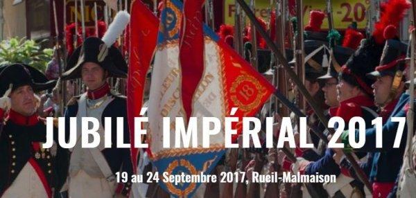 Jubilé impérial Rueil-Malmaison Septembre 2017.