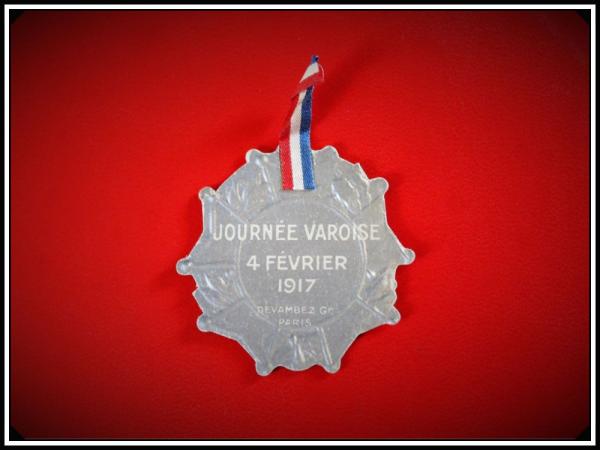 JOURNEE VAROISE 4 FEVRIER 1917
