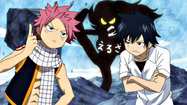 Une amitié détruite ? Grey, chasseur de démon contre Natsu (END) !!!