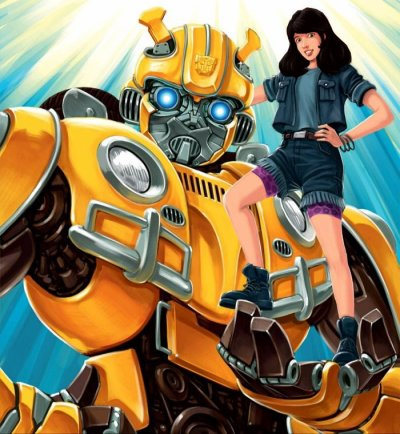 Description Jenny (Transformers Prime)