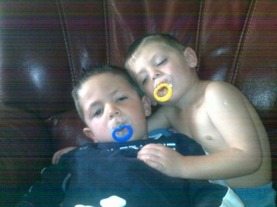 Mes 2 zamour's <3