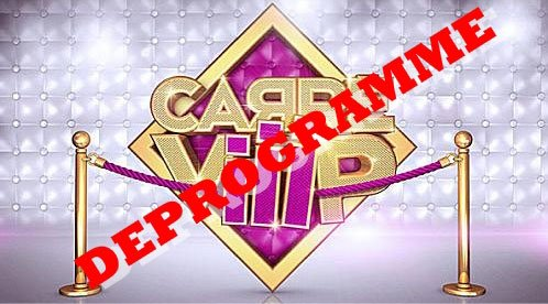 TF1 déprogramme Carré Viiip