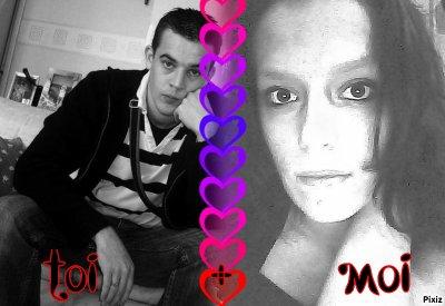 Je t'aime mon amours