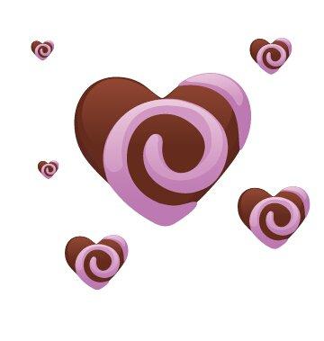 Coeur ... Miam !...
