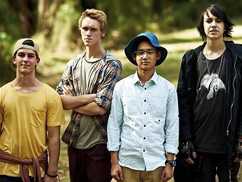 Nowhere Boys.