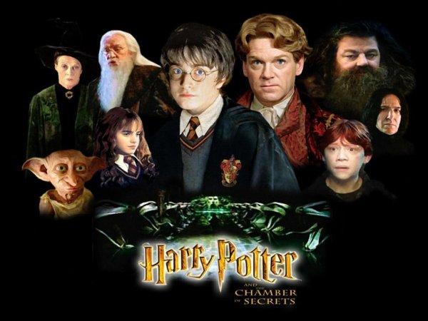 Harry Potter 2 : La Chambre des Secrets.