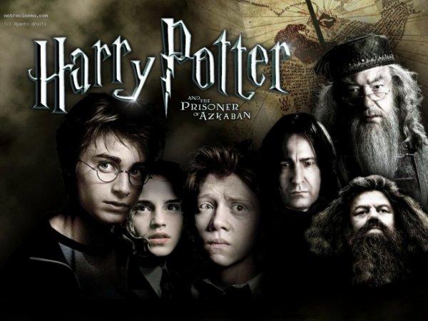 Harry Potter 3 : Le Prisonnier d'Azkaban.
