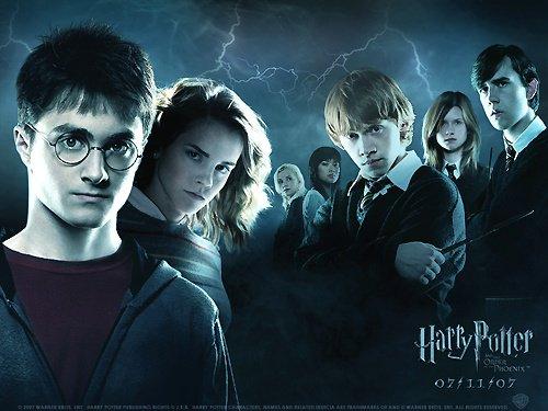 Harry Potter 5 : L'Ordre du Phénix.