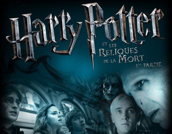 Harry Potter 7 : Les Reliques de la Mort (partie 1).