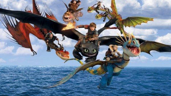 Dragons 2.