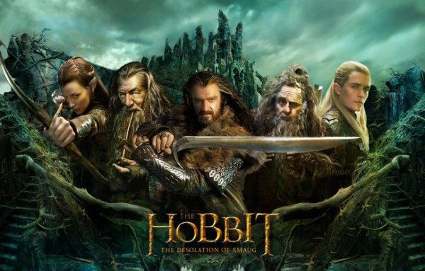 Le Hobbit 2 : La Désolation de Smaug.