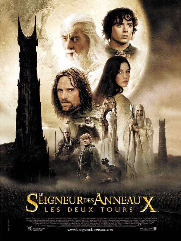 Le Seigneur des Anneaux 2 : Les Deux Tours.