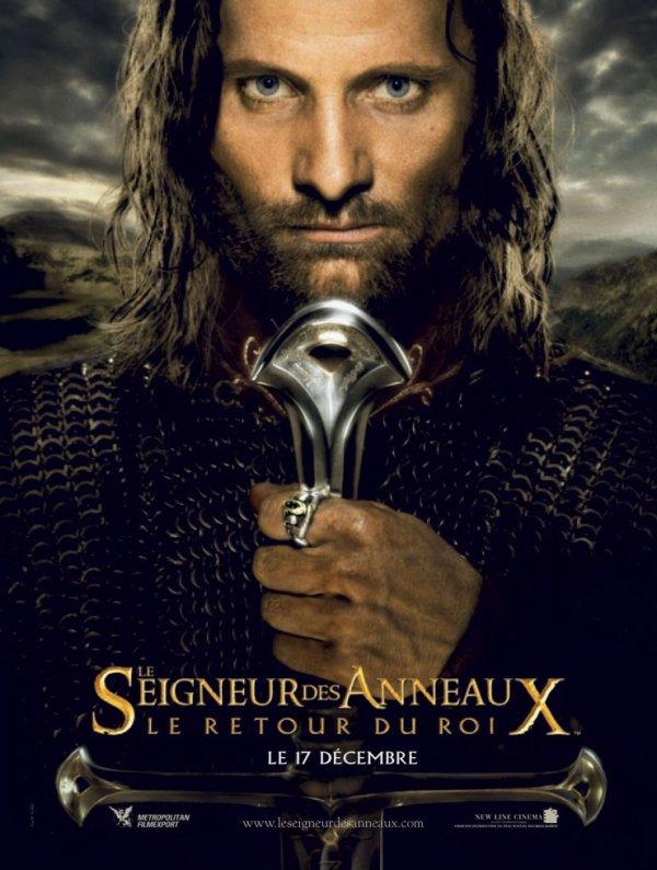 Le Seigneur des Anneaux 3 : Le Retour du Roi.