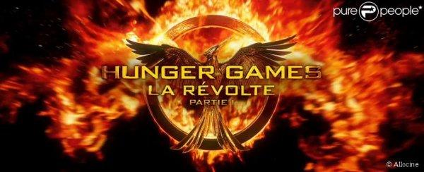 Hunger Games : La Révolte - Partie 1.