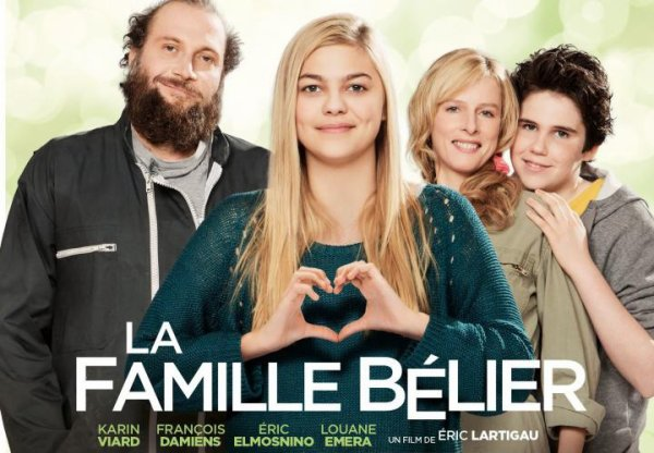La famille Bélier.