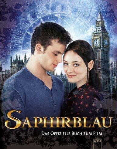 La trilogie des gemmes : Bleu Saphir.