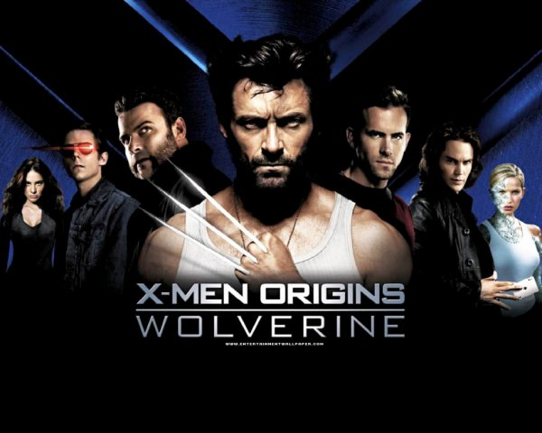 X-Men 4 Les Origines : Wolverine.