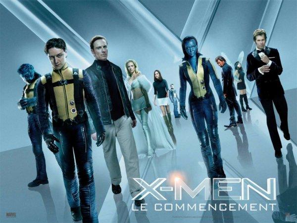 X-Men 5 : Le Commencement.
