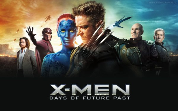 X-Men 7 : Days of Future Past.