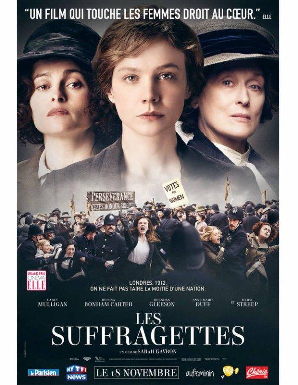 Les Suffragettes.