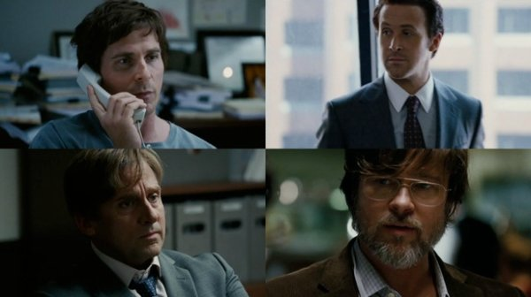 The Big Short : Le Casse du siècle.