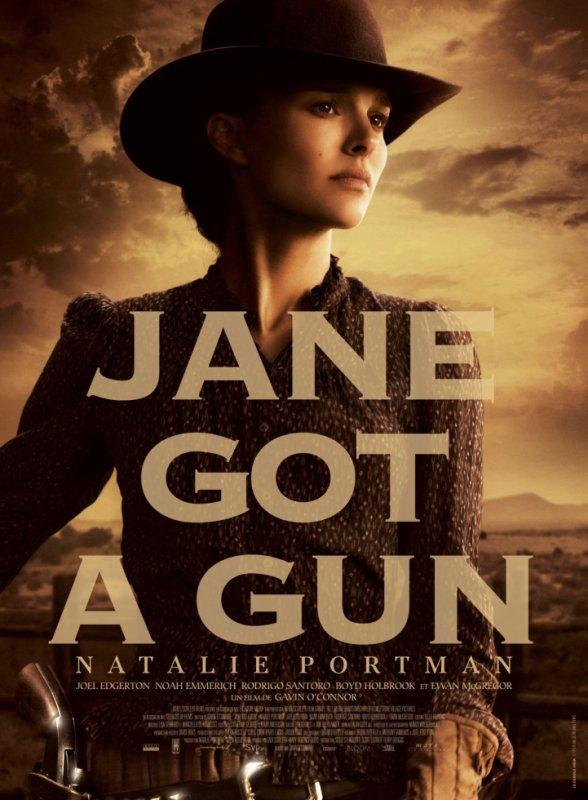 Jane Got A Gun.