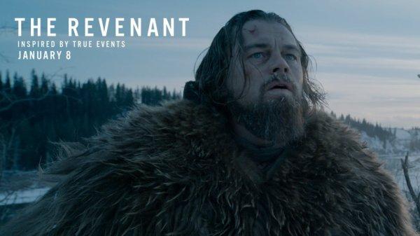 The Revenant.