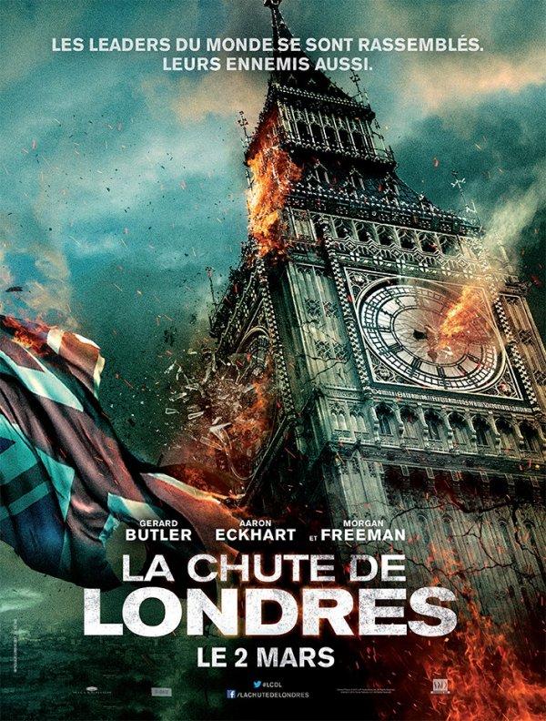 La Chute de Londres.