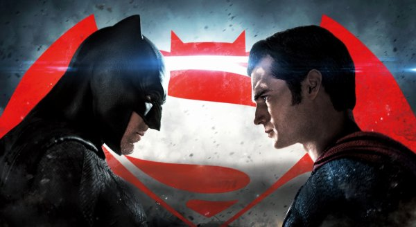 Batman v Superman : L'Aube de la Justice.