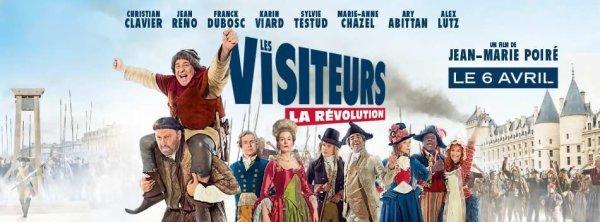 Les Visiteurs 3 : La Révolution.