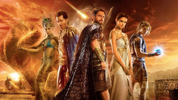 Gods of Egypt.