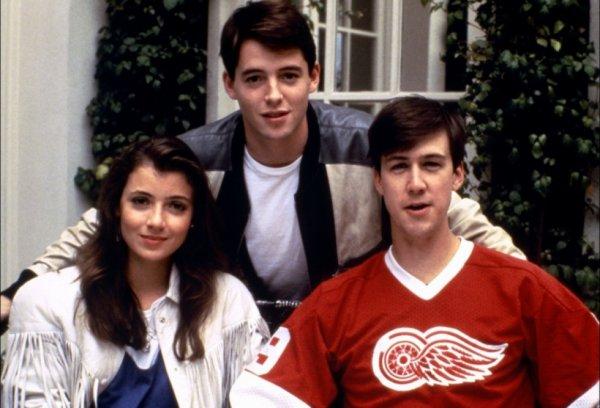 La folle journée de Ferris Bueller.