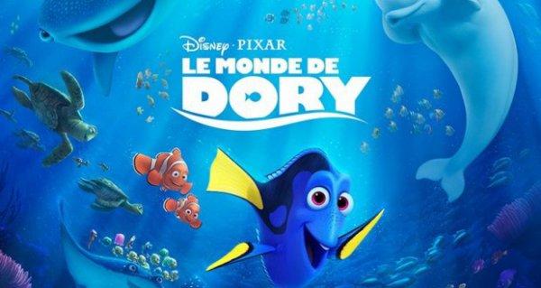 Le Monde de Dory.