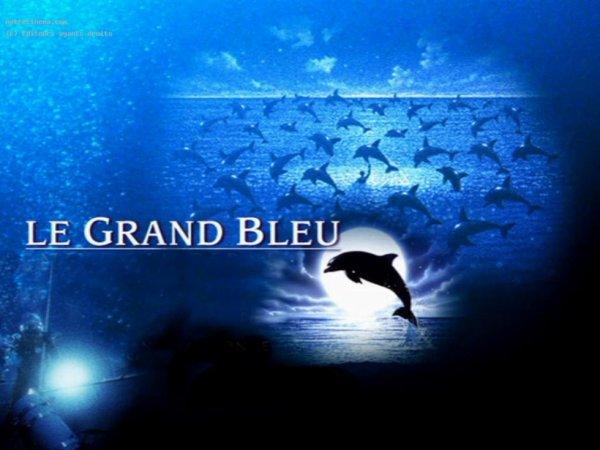 Le Grand Bleu.