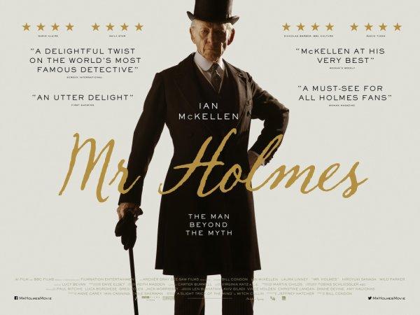 Mr. Holmes.