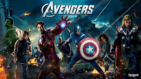 Marvel 6 : Avengers.