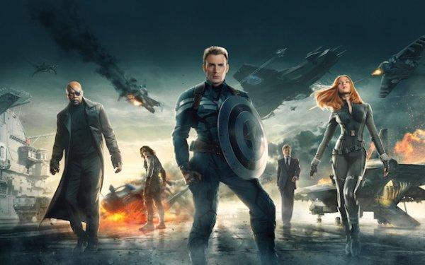 Marvel 9 : Captain America 2 : Le Soldat de l'Hiver.