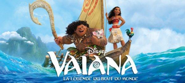 Vaiana, la légende du bout du monde.