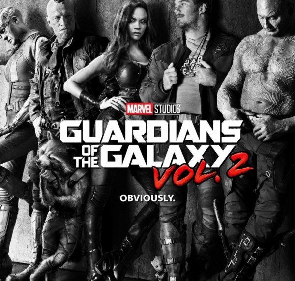 Marvel 15 : Les Gardiens de la Galaxie 2.