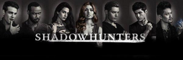 Shadowhunters.