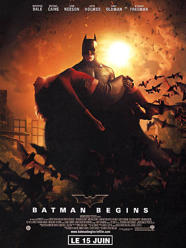 DC Comics 2 - Batman Begins.