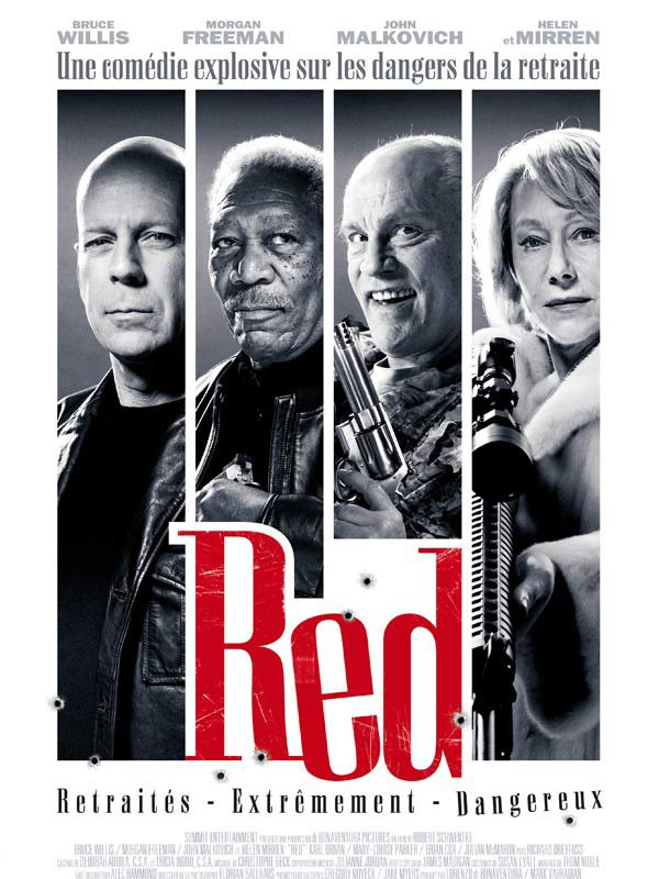 DC Comics 6 – Red.