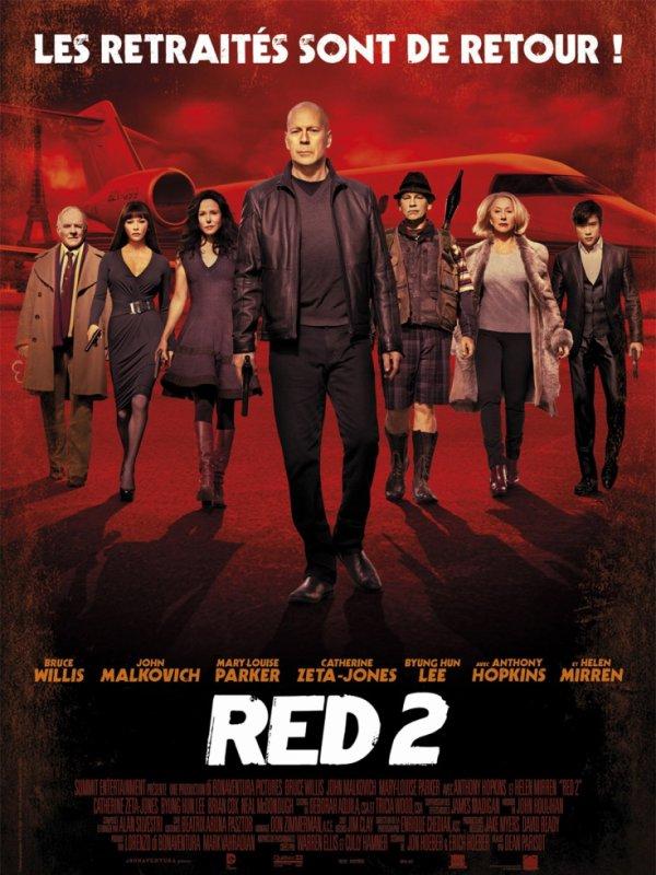 DC Comics 11 – Red 2.