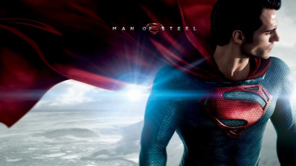 DC Comics 12 – Man of Steel.