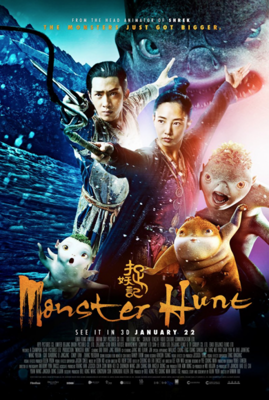 Monster Hunt.
