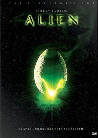 Alien, le huitième passager.
