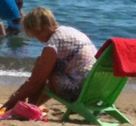 Horreur a la plage 1